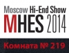 Moscow Hi-End Show 2014
