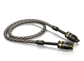 ViaBlue X-25 Silver Power Cable